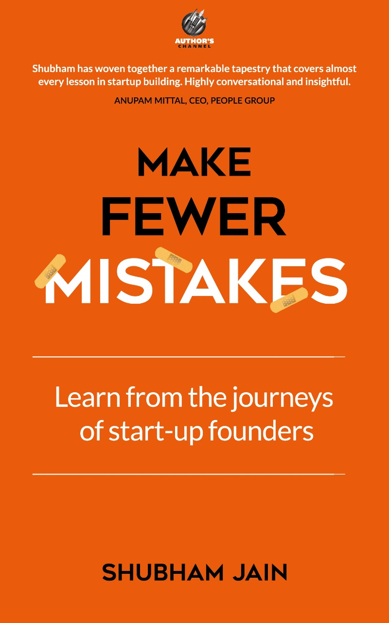 Make Fewer Mistakes