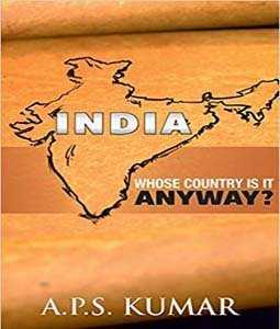 India Whose country is it anyway?