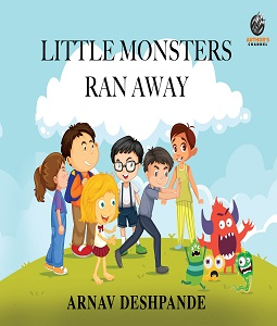 Little Monsters Ran Away